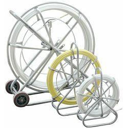 Fiberglas sajla za uvlačenje kabela (na bubnju 6mm/150m)