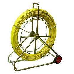 Fiberglas sajla za uvlačenje kabela (na bubnju 8mm/200m)