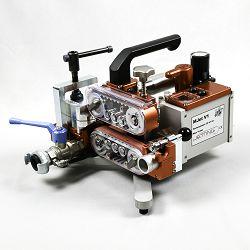 MJET V1 - STROJ ZA UPUHIVANJE OPTIČKIH kabela 2.4-16 mm / cijevi 7-50 mm