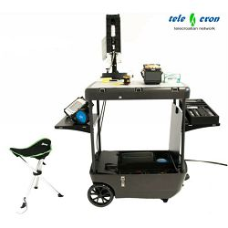 UN1CO - TC optički radni stol - kofer